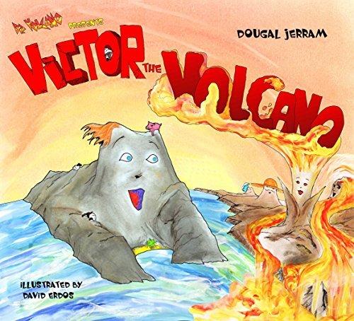Victor the Volcano by Dougal Jerram (2015-06-18) par Dougal Jerram