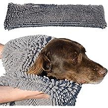 Doggy Dry Pet Towel Toalla Perros microfibra toalla toalla para perros 81 ...