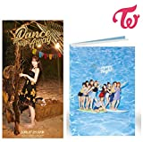 TWICE 2nd Special Album KPOP SUMMER NIGHTS [A Ver.] CD + Photo Book + Photo Cards + Postcards + Lyrics Poster Sealed