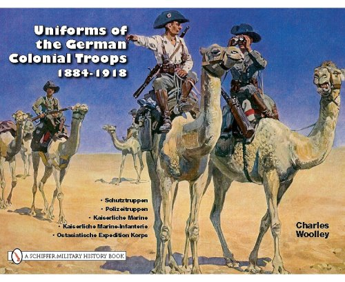 Uniforms of the German Colonial Troops 1884-1918 Usa Uniform