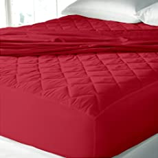 Patron red Mattress Protector