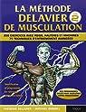 La méthode Delavier de musculation, tome 2 par Delavier