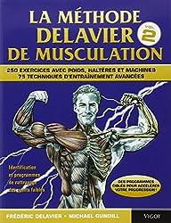 La méthode Delavier de musculation, volume 2