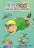 Ritter Rost 3: Ritter Rost und die Hexe Verstexe: Buch mit CD