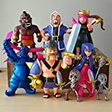 Online game Clash of Clans Playsets of 8 Figures 5.1 inch