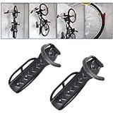 BERHICHAD Bicycle Holders Home Storage Rack Wall Mounted Hanger Hook 2 PCS
