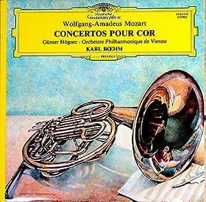 Mozart-Bohm-Concerto pour Cor et Orchestre N 1-2-3-4