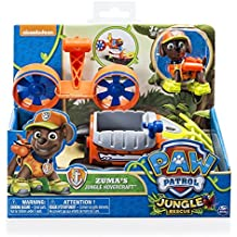 Patrulla patrulla selva salvamento - Zuma's Jungle Hovercraft (Se distribuye desde el Reino Unido)