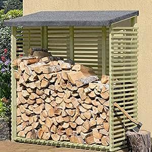 Brennholzregal außen  Suchergebnis auf Amazon.de für: brennholzregal außen: Garten