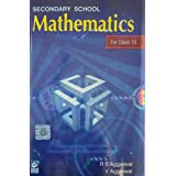 Secondary School Mathematics for Class 10 (Examination 2021-2022)