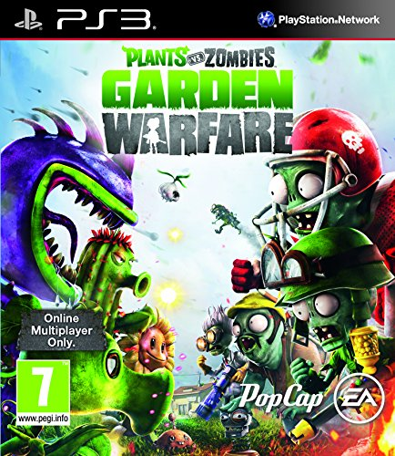 Compare Plants Vs Zombies Garden Warfare (PS3) prices
