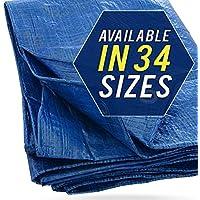 Trademark Supplies 30 x 60 cm, colore: blu, OV-Telone, copertura Boat., camper o la piscina