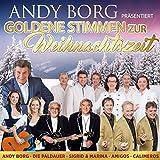 Andy Borg präsentiert goldene Stimmen zur Weihnachtszeit