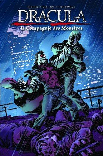 Dracula T02 - La Compagnie des Monstres
