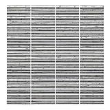 Bilderwelten Schiebegardinen Holzwand mit Leisten schwarz weiß Wandhalterung 4X 250x60cm