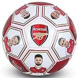 #4: Arsenal F.C. Photo Signature Football