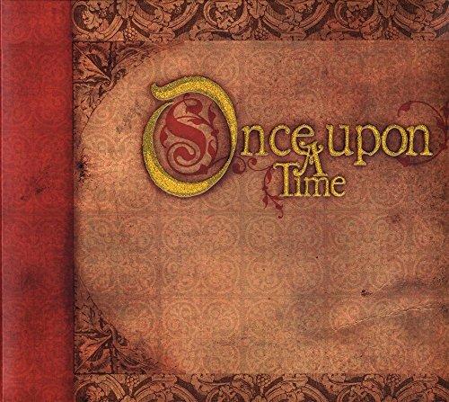 Die Cuts DCWV Once Upon A Time Postgebundenes Album mit Glitzer, 30,5 x 30,5 cm -