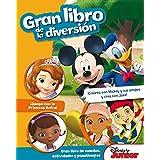 Disney Junior. Gran Libro De La Diversión (Otras Propiedades (disney))