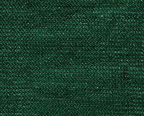 Tenax Filet Brise Vue Occultant Samoa Vert Emeraude 500 x 0,1 x 150 cm 1A150251