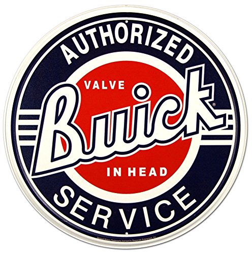authorized-buick-service-sign-garage-art
