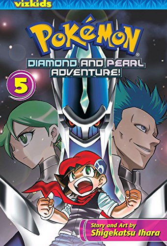 POKEMON DIAMOND & PEARL ADVENTURE GN VOL 05 (C: 1-0-1) by Shigekatsu Ihara (20-Oct-2009) Paperback