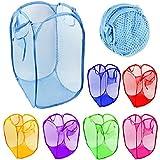 Oshop Trades Set of 7 Net Laundry Baskets- Large