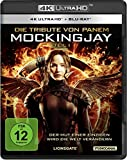 Die Tribute von Panem - Mockingjay 1  (4K Ultra-HD) (+ Blu-ray)