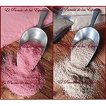 Pack dos Sabores para Máquina de Algodón de Azúcar 1 kg de Fresa Frambuesa ...