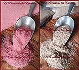 Pack dos Sabores para Máquina de Algodón de Azúcar Fresa Frambuesa & Cola ...2 KIlos