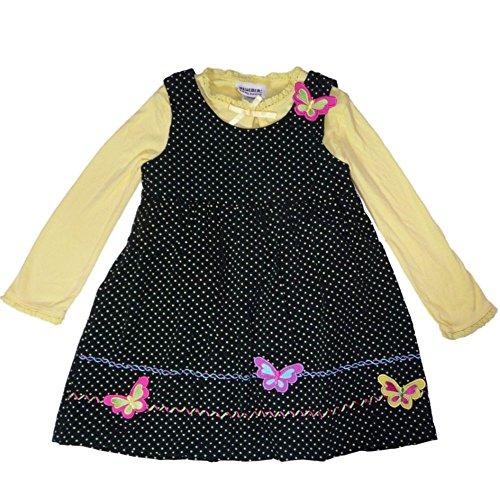 bluberi-boulevard-ninos-bebe-nina-kord-vestido-camiseta-de-manga-larga-negro-amarillo-mariposas-amar