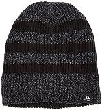 adidas Erwachsene 3-Stripes Mütze, Black/White, OSFM