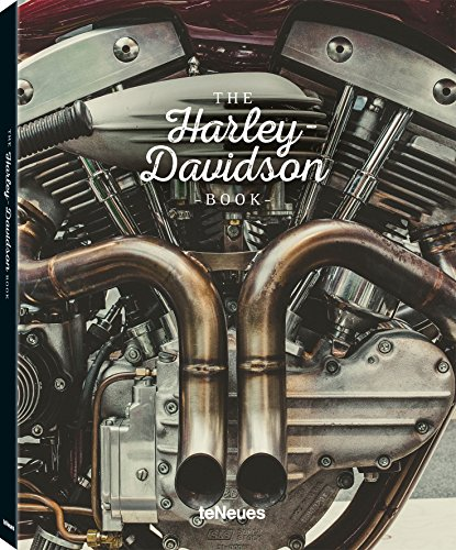The Harley Davidson Book par teNeues