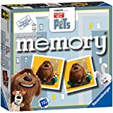 Ravensburger The Secret Life of Pets Mini Memory