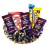 #8: Sfu E Com Chocolate Gift Basket