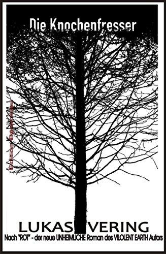 Buchseite und Rezensionen zu 'Die Knochenfresser: Cassiopeiapress Horror-Roman' von Lukas Vering