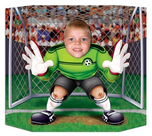 Beistle Fußball-Foto-Stütze, 3-Füße 1-Zoll durch (Foto Prop Fußball)