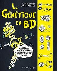 La génétique en BD par Larry Gonick