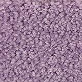 Teppichboden Auslegware | Hochflor Langflor | 400 und 500 cm Breite | rosa lila | Meterware, verschiedene Größen | Größe: 1 Muster