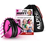 Alpine Muffy Casque Anti-Bruit Protection Auditive pour enfants - Casque antibruit pour les enfants à partir de 2 ans - prévi