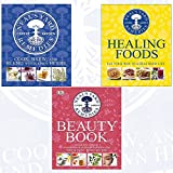 Neal's Yard Remedies Collection 3 Book Bundle with Gift Journal (Neal's Yard Remedies, Healing Foods, Beauty Book) Paperback