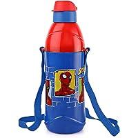 Cello Puro Kids Steel Inner 600ml Water Bottle for Kids, Blue