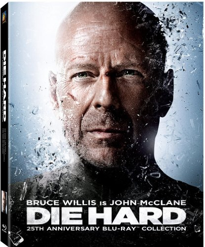 Die Hard: 25th Anniversary Collection (Die Hard / Die Hard 2: Die Harder / Die Hard with a Vengeance / Live Free or Die Hard / Decoding Die Hard) [Blu-ray] (- Dvd-live Free, Die Hard)