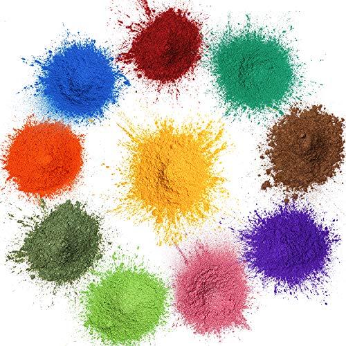 MOSUO Pigmentos en Polvo