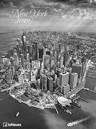 New York 2019 Posterkalender por teNeues Calendars & Stationery