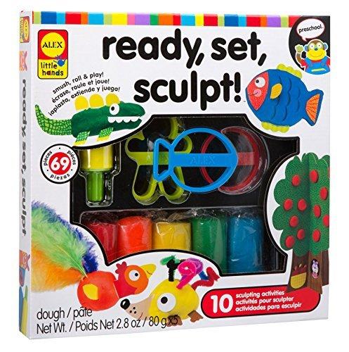 ALEX Toys Little Hands Ready, Set, Sculpt by ALEX Toys
