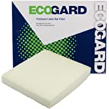 Ecogard XC25851 ECOGARD Premium Cabin Air Filter Fits Toyota Corolla 2009-2019, Camry 2010-2017, RAV4 2009-2018, Highlander 2