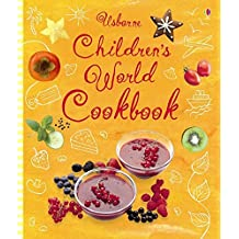 Children's World Cookbook (Usborne Cookbooks) (Usborne Little Books)