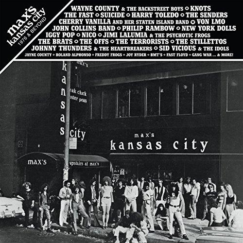 Max's Kansas City: 1976 & Beyond