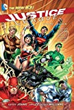 Justice League Volume 1: Origin TP (The New 52)