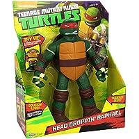 Teenage Mutant Ninja Turtles Rafael Cabeza caída Tortugas Figura